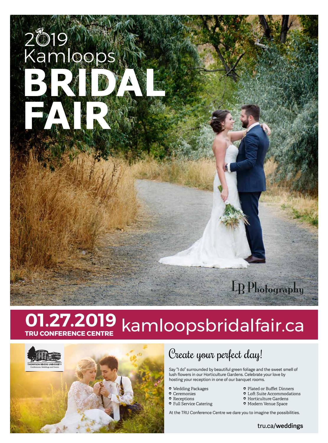 Kamloops Bridal Fair 2019 By Kamloopsthisweek Issuu