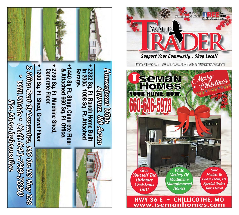 Hawkeye Trader 113018 by Hawkeye Trader - issuu on