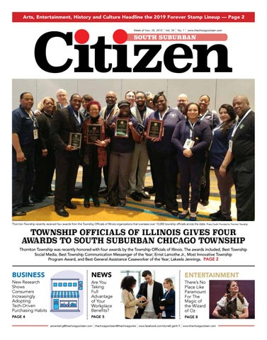 South Suburban Citizen 11-28-2018 by CHICAGO CITIZEN NEWSPAPERS - issuu