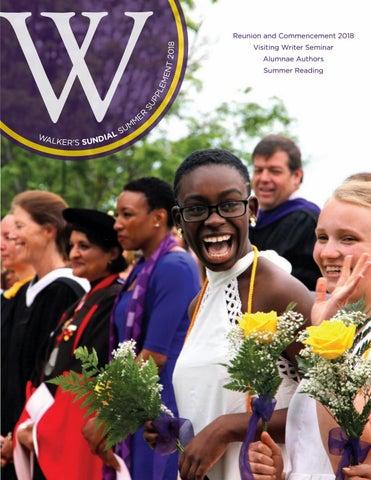Walker's Sundial Summer Supplement 2018 by The Ethel Walker
