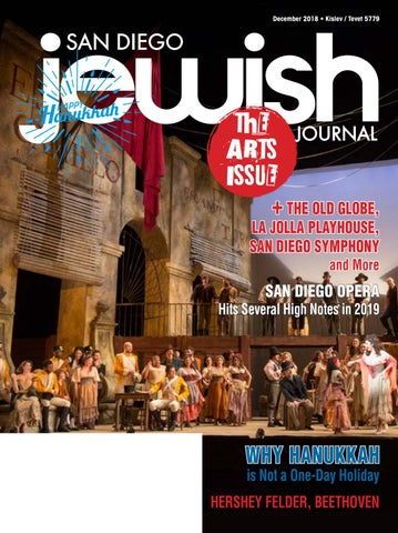 San Diego Jewish Journal December 2018 By San Diego Jewish Journal Issuu Since discord allows people to do voice chats, sometimes, you might experience that you can't hear people while. san diego jewish journal december 2018