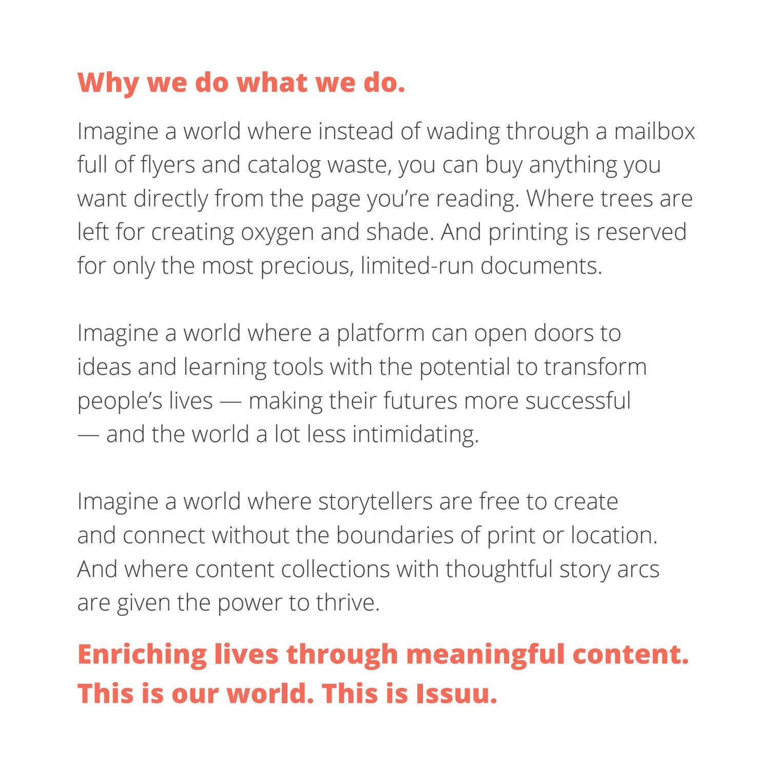 photograph about Where Can I Print Documents for Free called Issuu Brand name Guide by means of Issuu - issuu