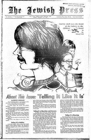 september 23 1968 rosh hashanah edition by jewish press issuu rh issuu com