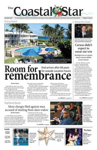 The Coastal Star December 2018 by The Coastal Star - issuu