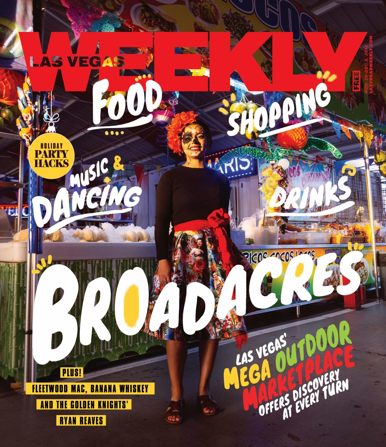 928830d776f0 2018-11-29 - Las Vegas Weekly by Greenspun Media Group - issuu