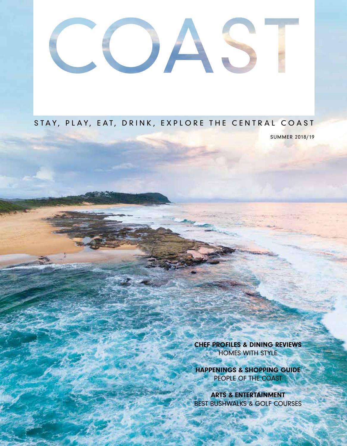 60a8349c888146 COAST Summer 2018 19 by Coast Publishing - issuu