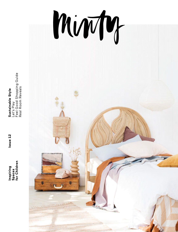 Minty Magazine {Issue 12} Sustainable Style by Minty Magazine - issuu