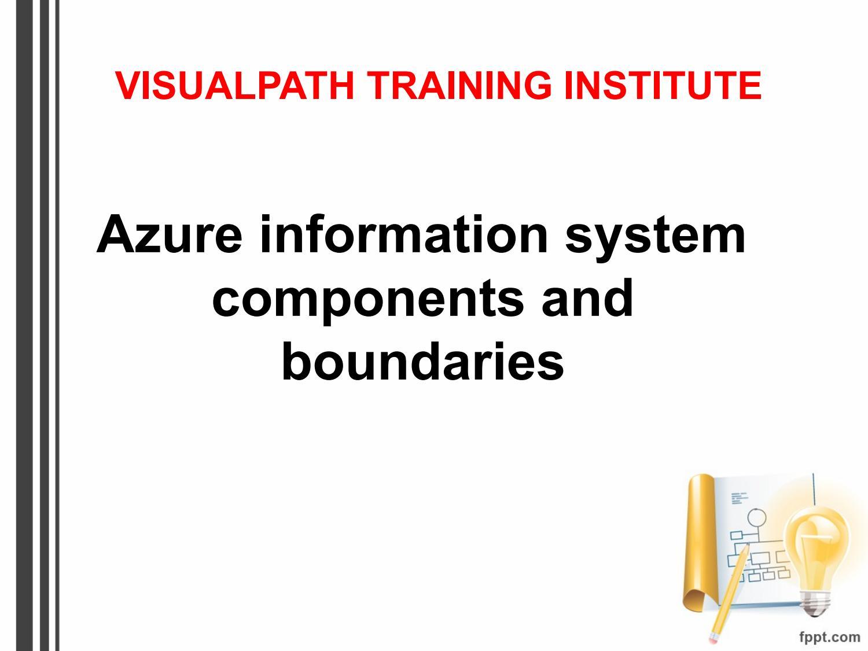Microsoft Azure Training in Hyderabad by maheshchemmala