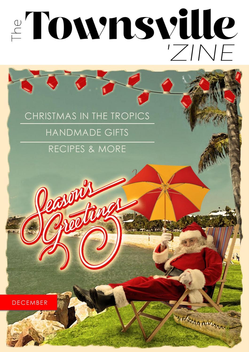 The Townsville Zine December By Issuu