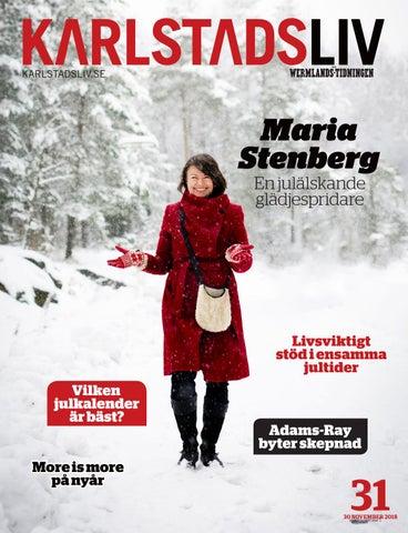 191070b2941a Karlstadsliv nr 31 november 2018 by nwt.se - - issuu