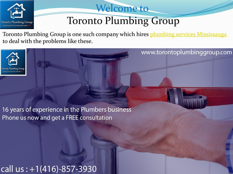 Plumber In Toronto Area By Toronto Plumbing Issuu
