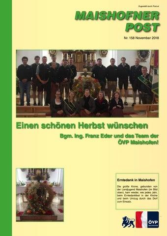 Als single aus maishofen - comunidadelectronica.com / 2020 / Absam frau single