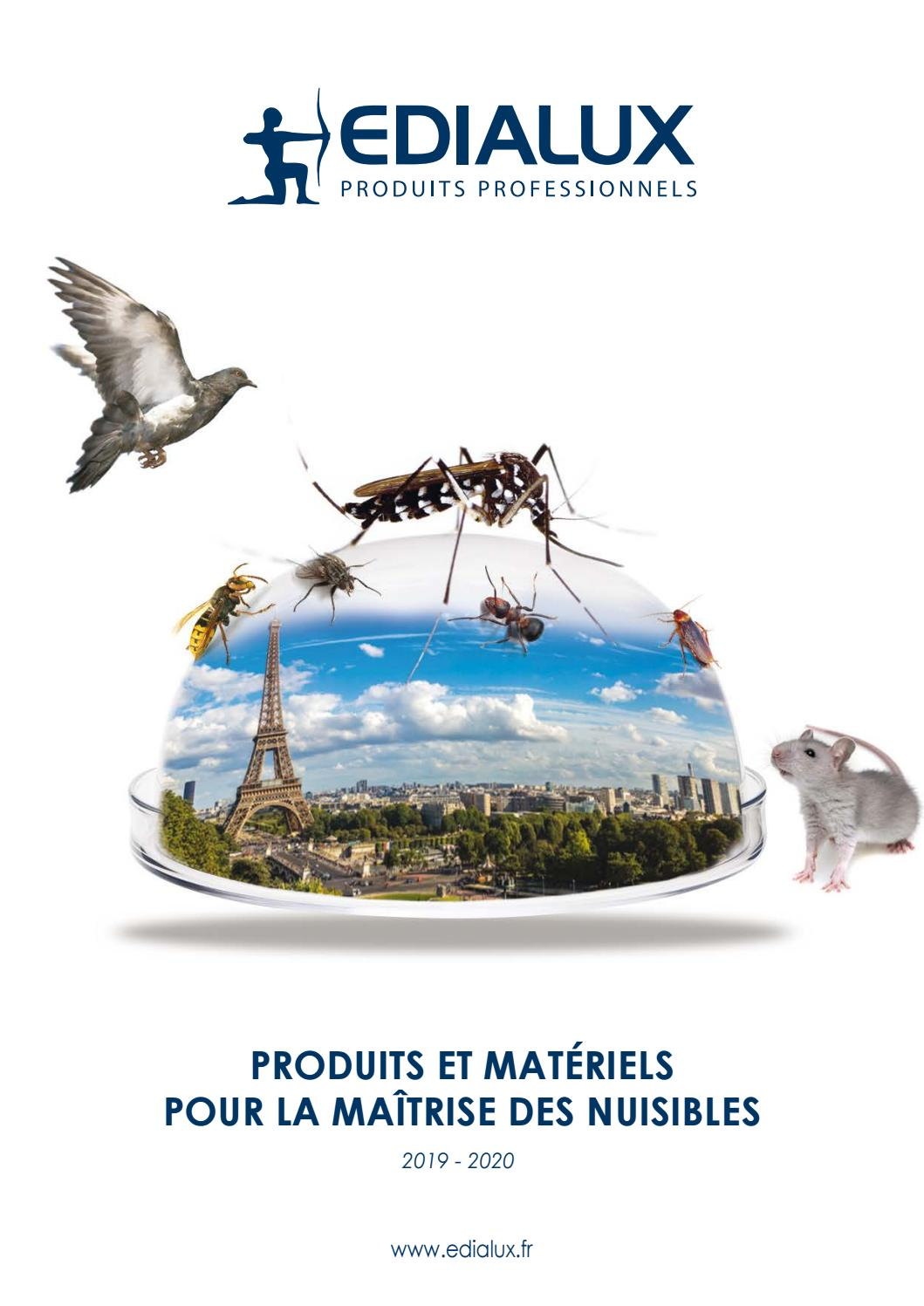 Comment Detruire Efficacement Les Taupes catalogue edialux 2019-20edialux - issuu