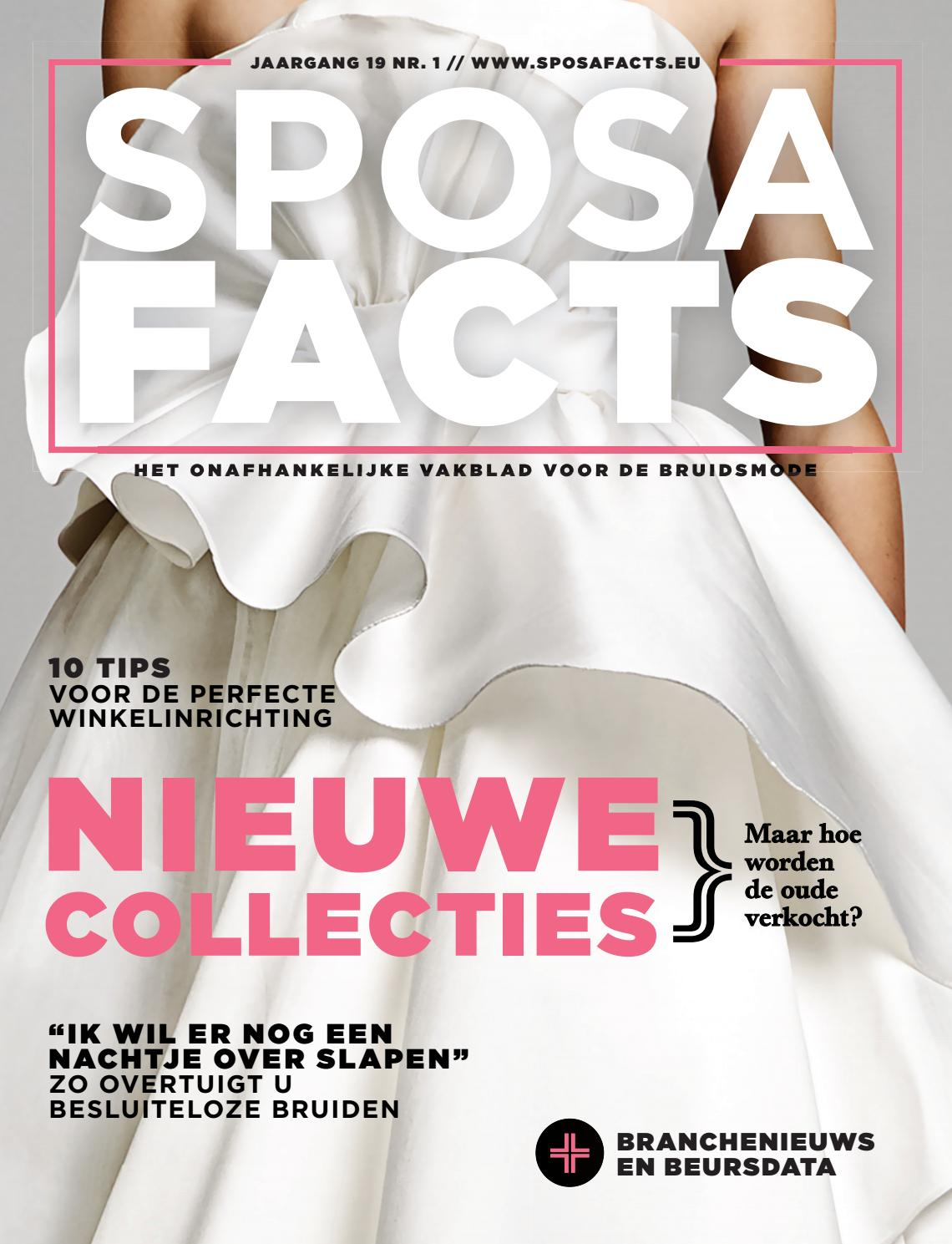 b364645c14f719 Sposa Facts NL 1-2019 by Bruidmedia - issuu