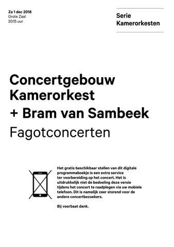 beddd9fb0b2724 Seizoensbrochure 2008-2009 by Concertgebouw Brugge - issuu