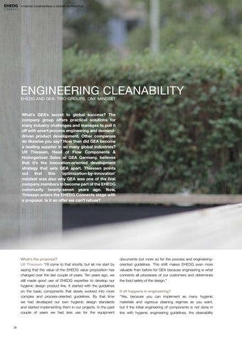 Page 28 of Engineering Cleanability