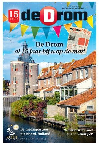 b9c67a61d0f624 Jubileumuitgave De Drom 15 jaar by Rodi Media - issuu