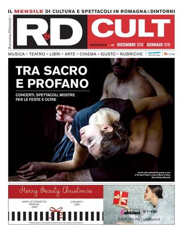 R D Cult dicembre 2018 - gennaio 2019 by Reclam Edizioni e ... 88b853e9cb18