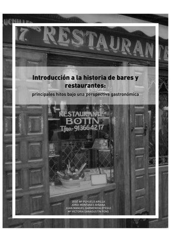 972237ee8 Introducción a la historia de bares y restaurantes by FECOGA - issuu