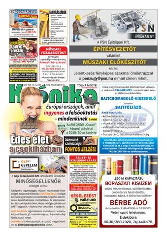 c24c9913ac TM Kronika 2018/44 by Tolna Megyei Krónika - issuu