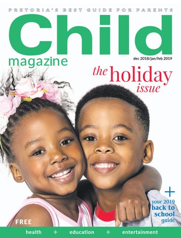 Child Magazine Pta Dec 2018janfeb 2019 By Hunter House