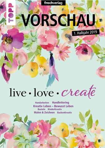 Topp Vorschau 1 2019 By Topp Topp Lab Busse Seewald Vom