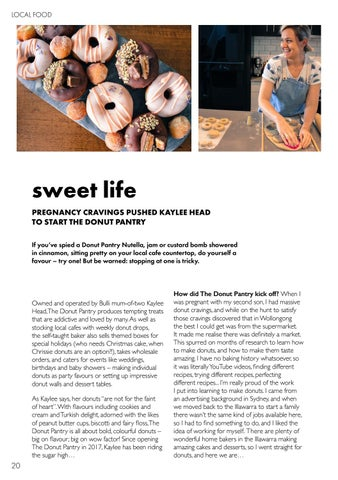 Page 22 of sweet life