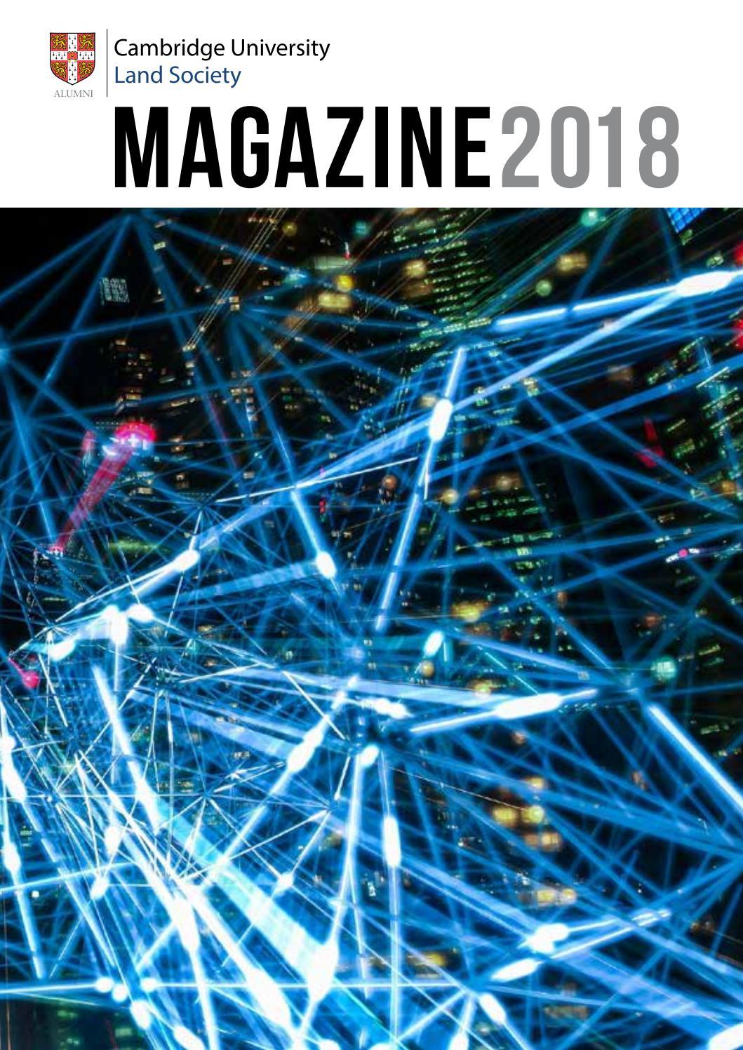 best website c2dd0 74e9d CULS Magazine 2018 by Cambridge University Land Society - issuu