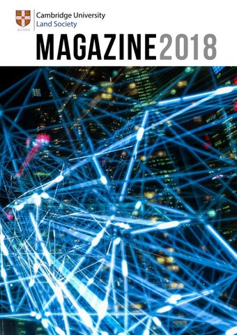 CULS Magazine 2018 by Cambridge University Land Society - issuu 6f0b8c6790cb