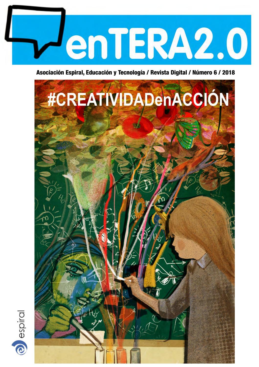 62919f0c59 Revista Digital Asociación Espiral Número 6  CREATIVIDADenACCIÓN by  Asociación Espiral
