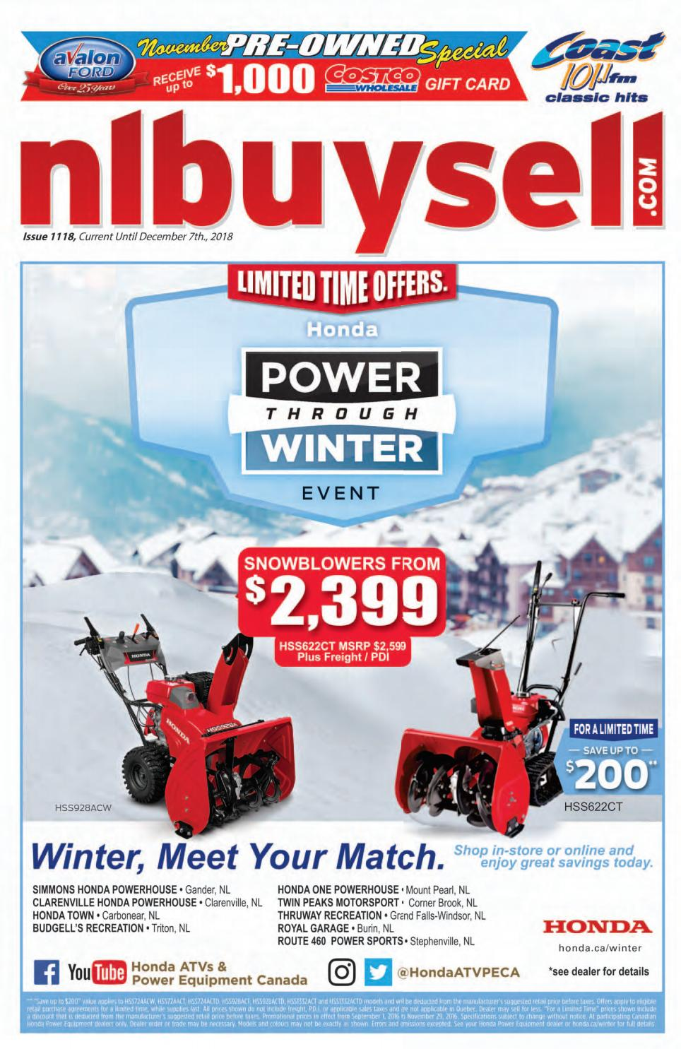 Buy and Sell Issue 1118 by NL Buy Sell - issuu