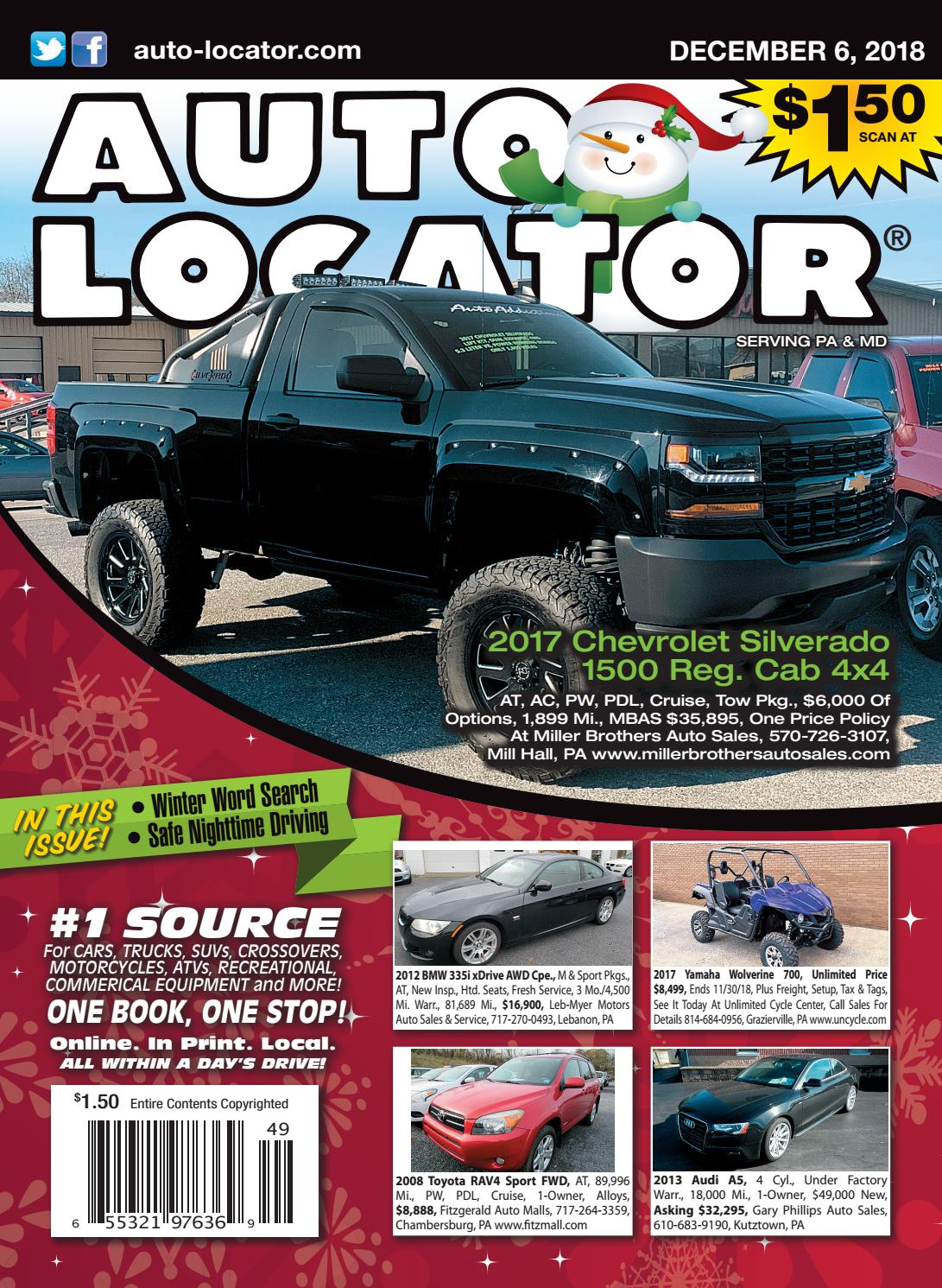 10b6f199c76d2 12-06-18 Auto Locator by Auto Locator and Auto Connection - issuu