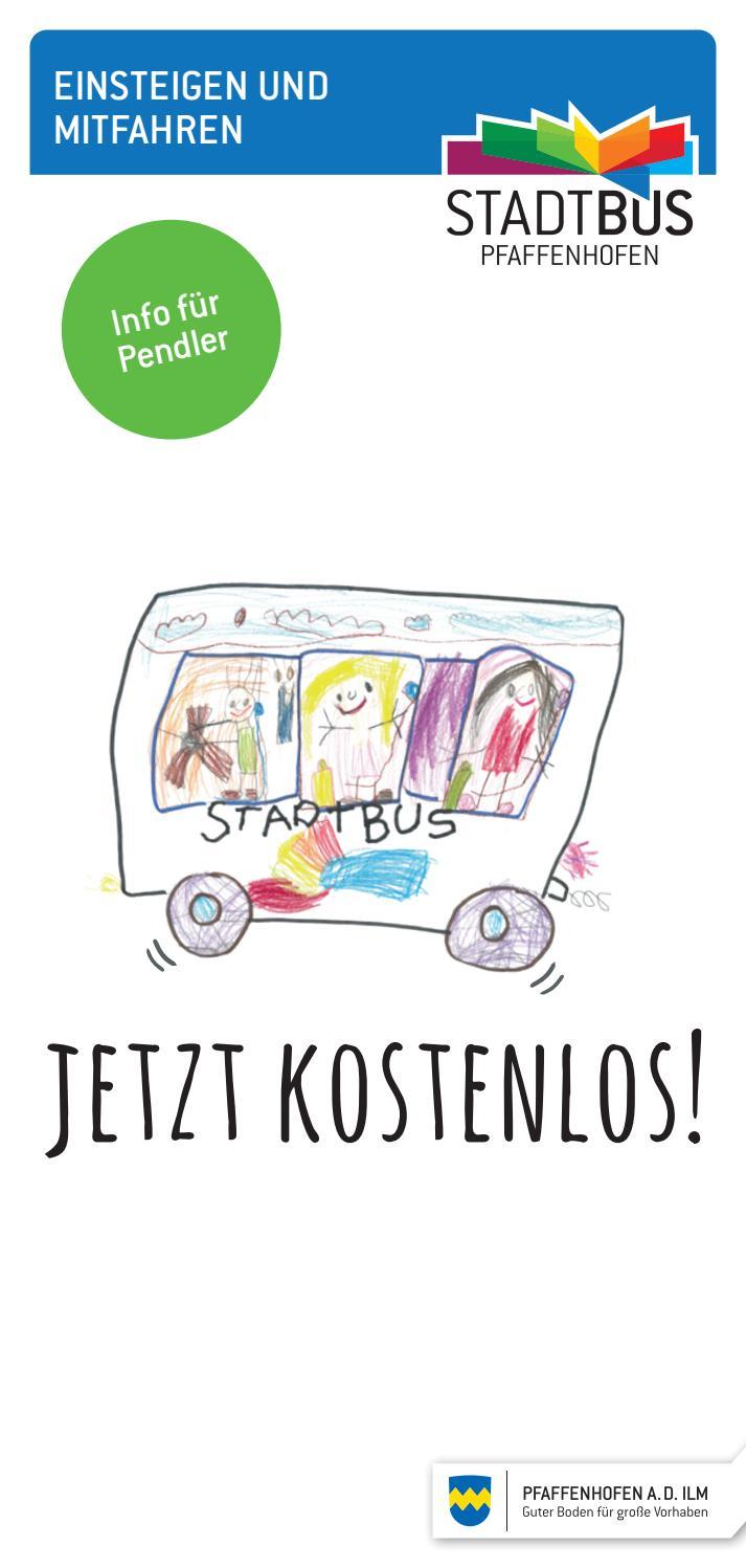 Stadtbus pfaffenhofen fahrplan