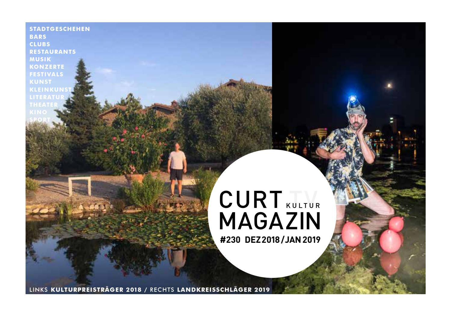 curt NFE #230 Dez 2018 Jan 2019 by curt Magazin + KURTi