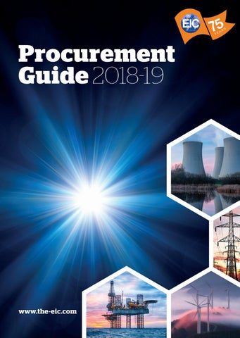 EIC Procurement Guide 2018-19 by Energy Industries Council - issuu