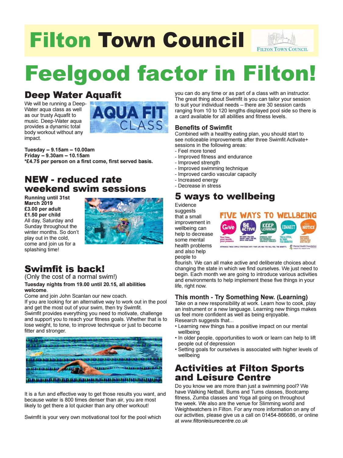 Filtonvoice December 2018 by Richard Coulter - issuu