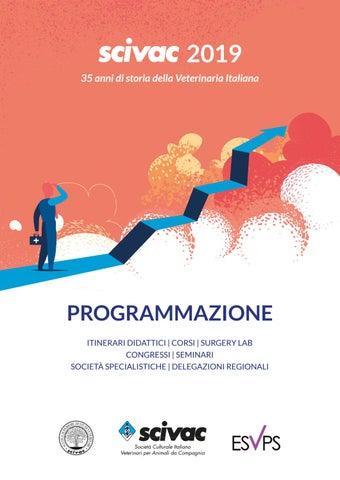 Programmazione SCIVAC 2019 by E.V. Soc. Cons. a r.l. - issuu c182caf37d92f