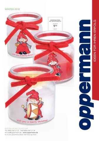 Ideen F303274r Weihnachtskarten.Oppermann Katalog Winter 2018 By Hach Kg Issuu