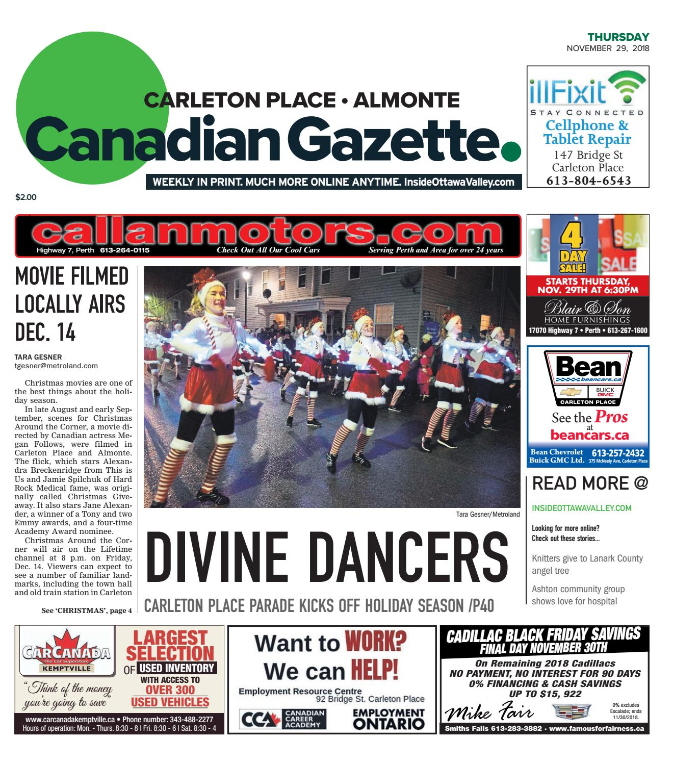 OTV C A 20181129 by Metroland East - Almonte Carleton Place Canadian ... 62012f1e1