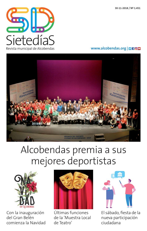 Sietedías Nº1451 by Ayuntamiento de la Ciudad de Alcobendas - issuu 78bae1a89ee