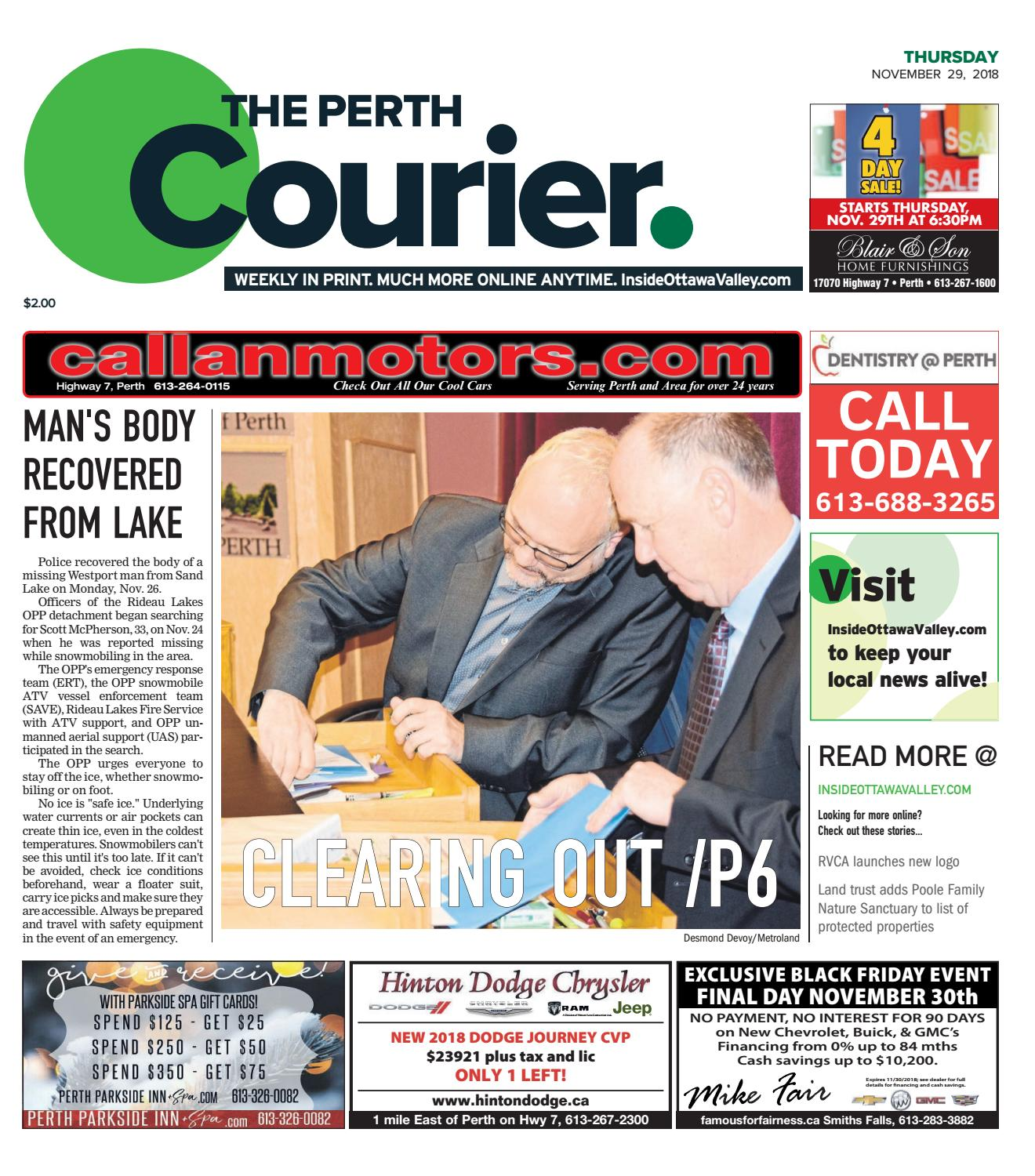 5d0cb1162 OTV_P_A_20181129 by Metroland East - The Perth Courier - issuu