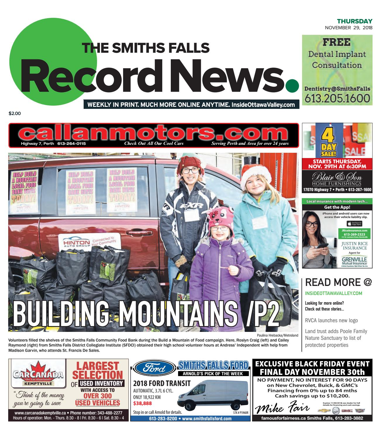 OTV S A 20181129 by Metroland East - Smiths Falls Record News - issuu c3ea9afd33d01