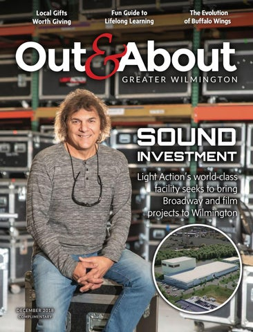 Out & About Magazine December 2018 by outandabout - issuu