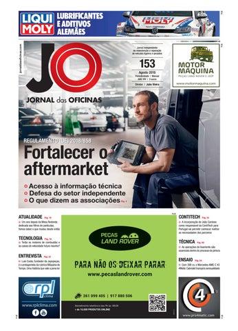 cb4ba62ee2a27 Jornal das Oficinas 153 by Jornal das Oficinas - issuu