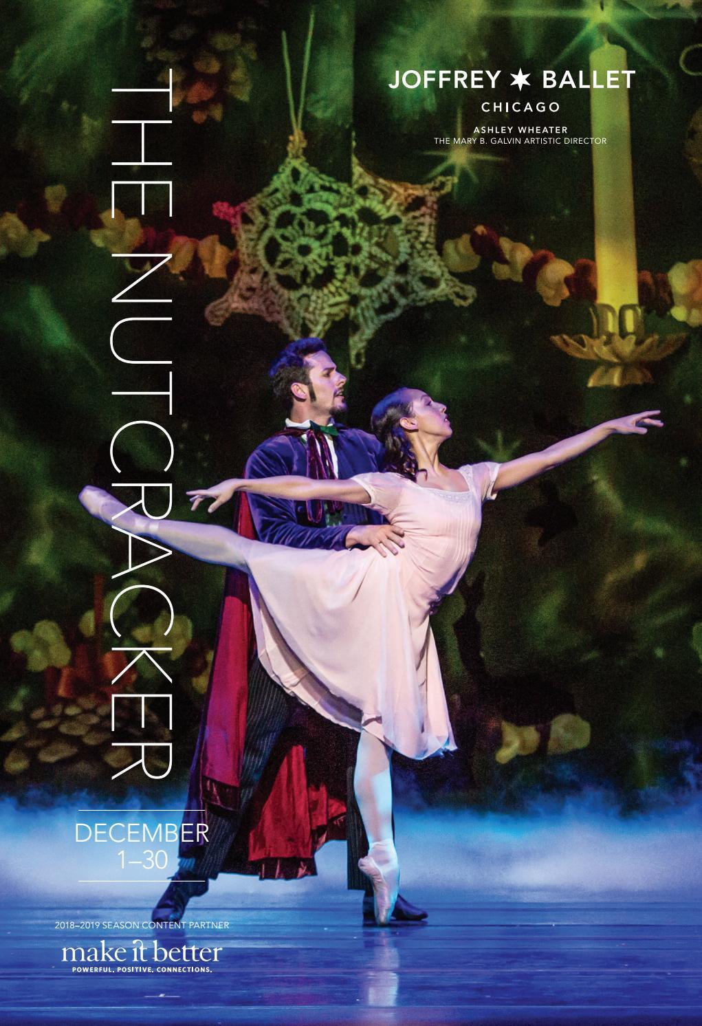 The Nutcracker Program Book 2018 by The Joffrey Ballet - issuu