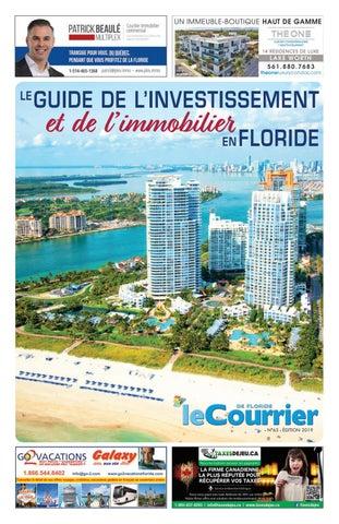 1823d4eaf4 Le Guide de l'investissement et de l'immobilier en Floride 2019 by ...