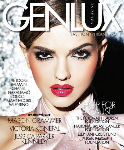 9e4ae248106a GENLUX HOLIDAY ISSUE by GENLUX - issuu