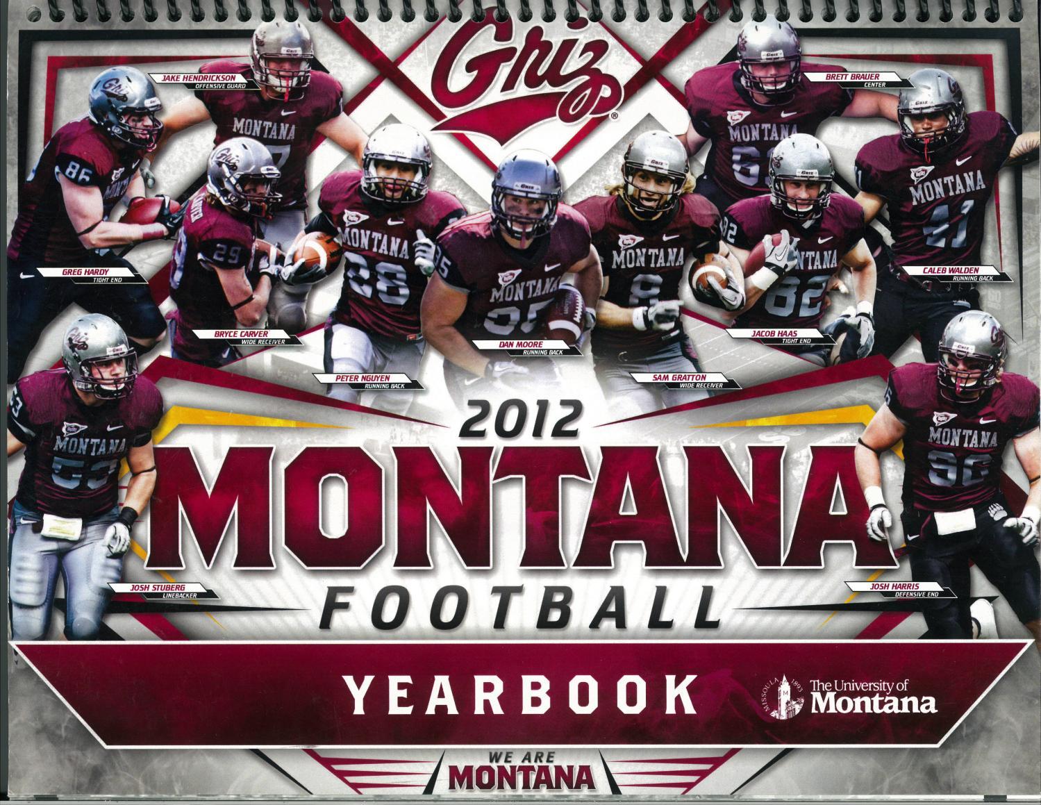 8e5e2949124 2012 Football Media Guide by University of Montana Athletics - issuu