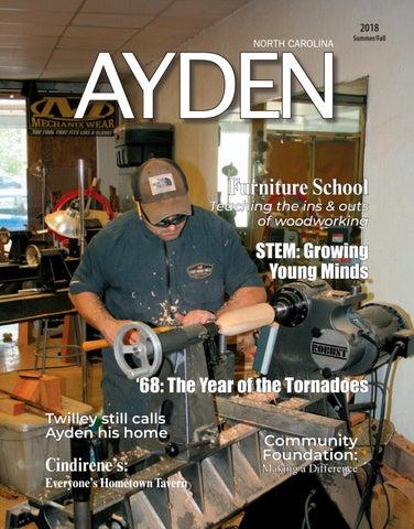 Ayden Magazine 2018 Summer/Fall by APG-ENC - issuu
