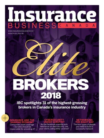 Insurance Business Canada 6 03 by Key Media - issuu